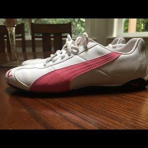 Pink Puma Women's Sneakers